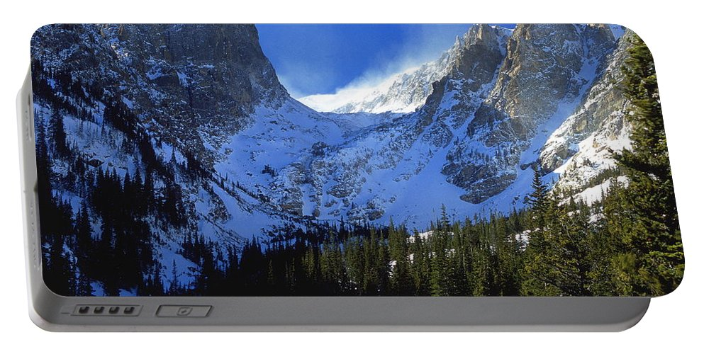 Colorado Portable Battery Charger featuring the photograph The Power And The Glory by Eric Glaser
