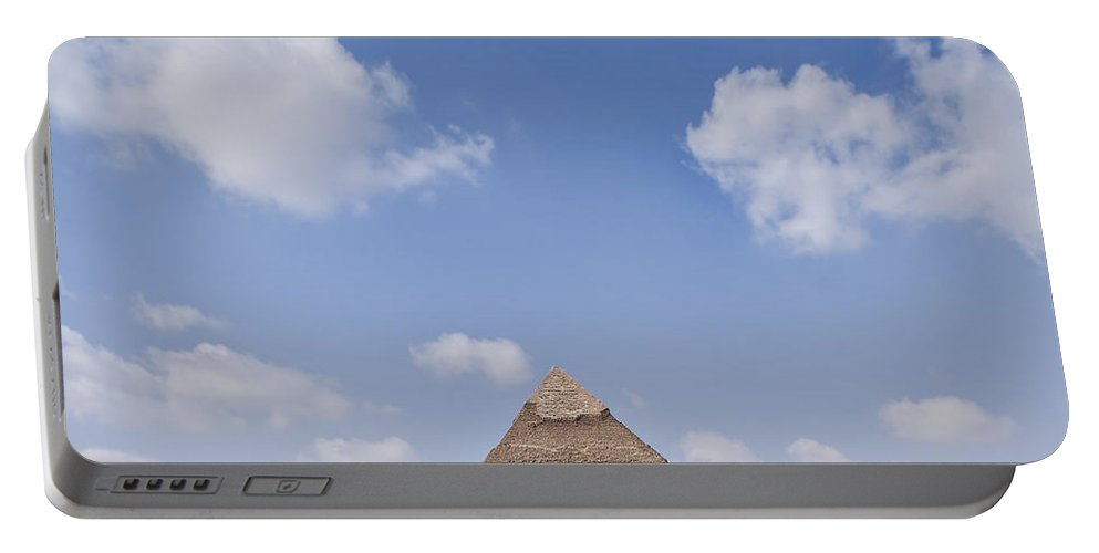 Egypt Portable Battery Charger featuring the photograph The Sphinx Egypt by Sophie McAulay