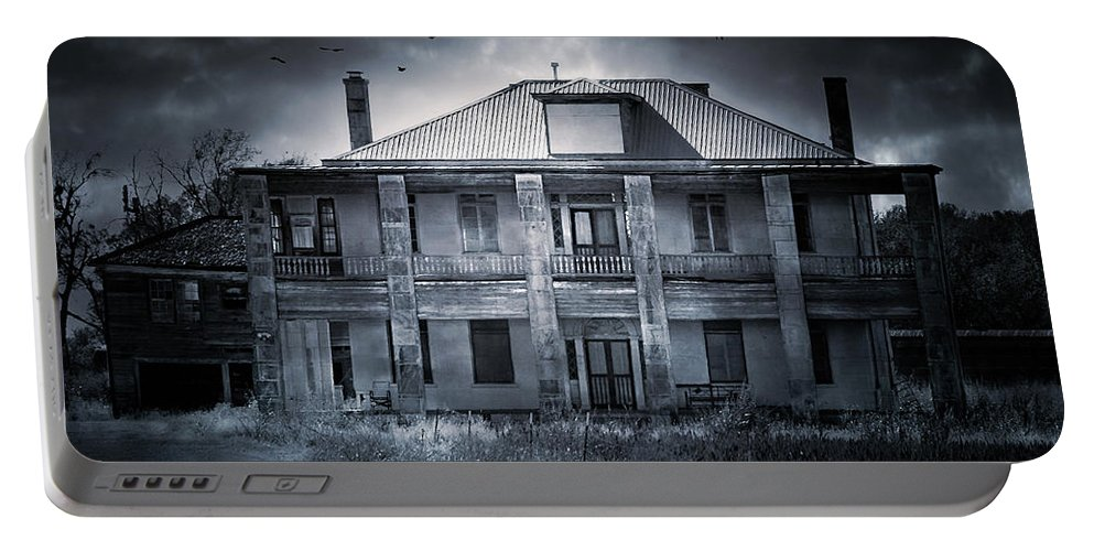 Abandoned Portable Battery Charger featuring the photograph Tcm #9 by Trish Mistric