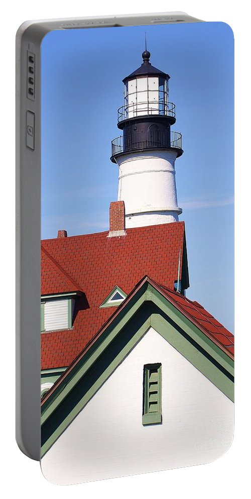 Boat Portable Battery Charger featuring the photograph The Keeper by Chuck Hicks