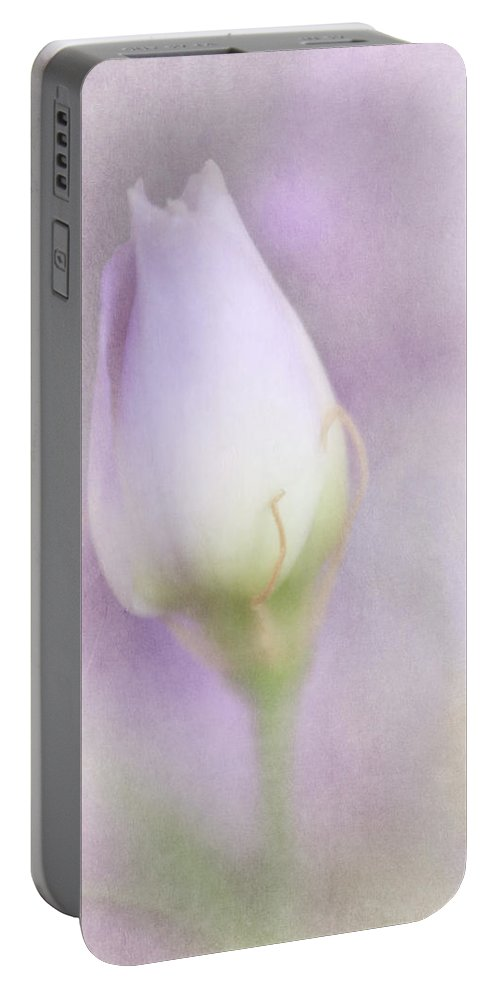 Bud Portable Battery Charger featuring the photograph This Buds For You Too by David and Carol Kelly