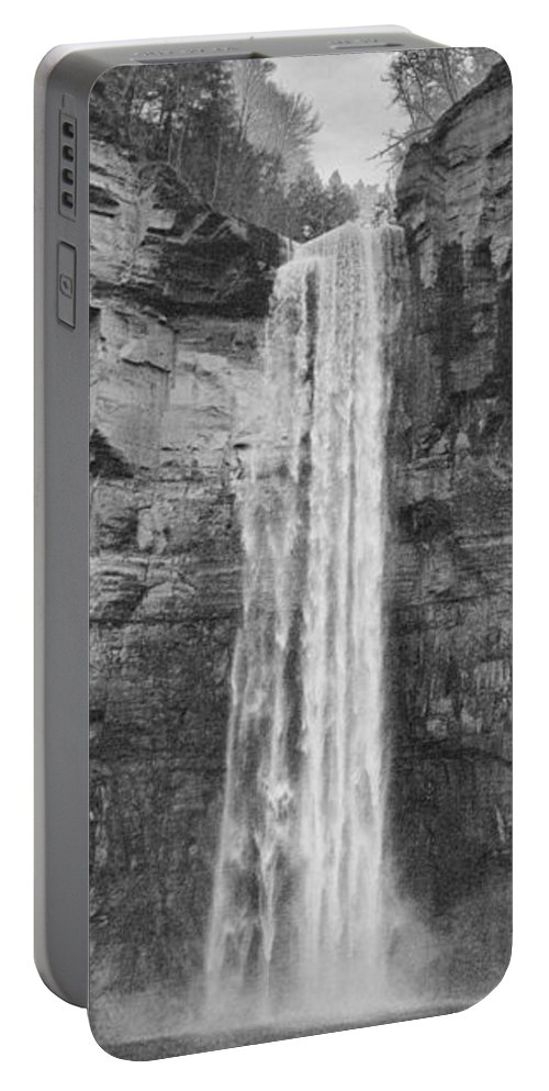 Joshua House Photography Portable Battery Charger featuring the photograph Thunder In The Air by Joshua House