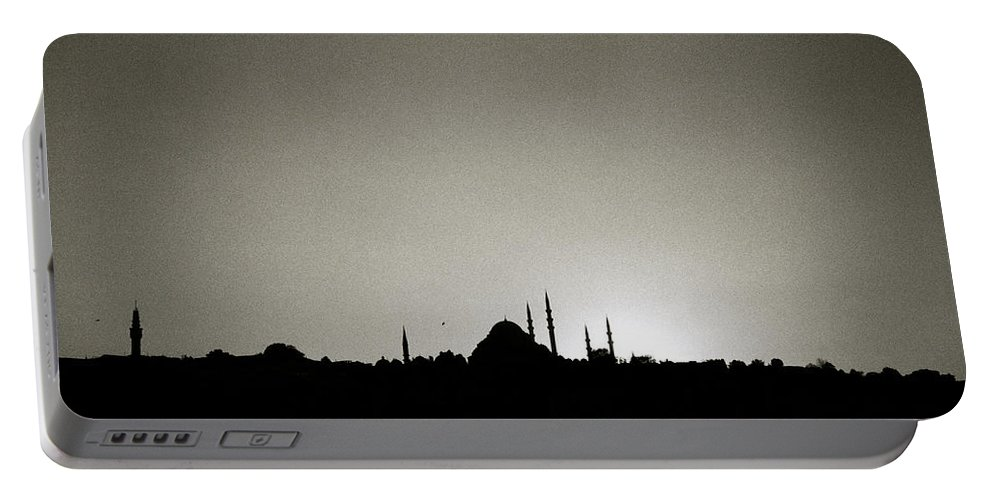 Istanbul Portable Battery Charger featuring the photograph Timeless Istanbul by Shaun Higson