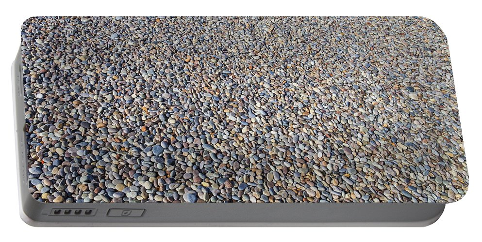 Pebble Portable Battery Charger featuring the photograph Too Many To Count by Diane Macdonald