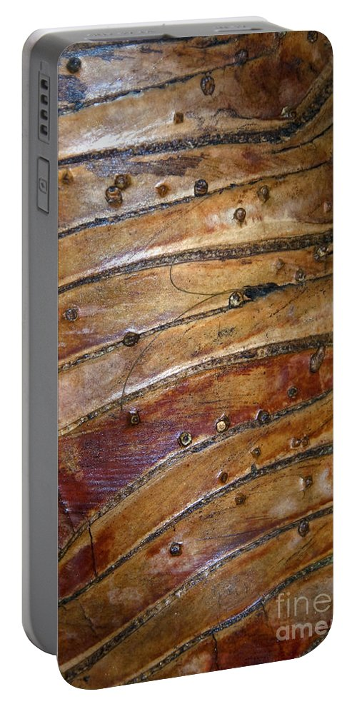 Photography Portable Battery Charger featuring the photograph Tree Patterns by Jackie Farnsworth