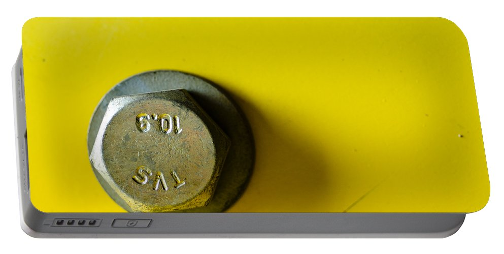 John Deere Portable Battery Charger featuring the photograph Tvs 10 9 by Christi Kraft