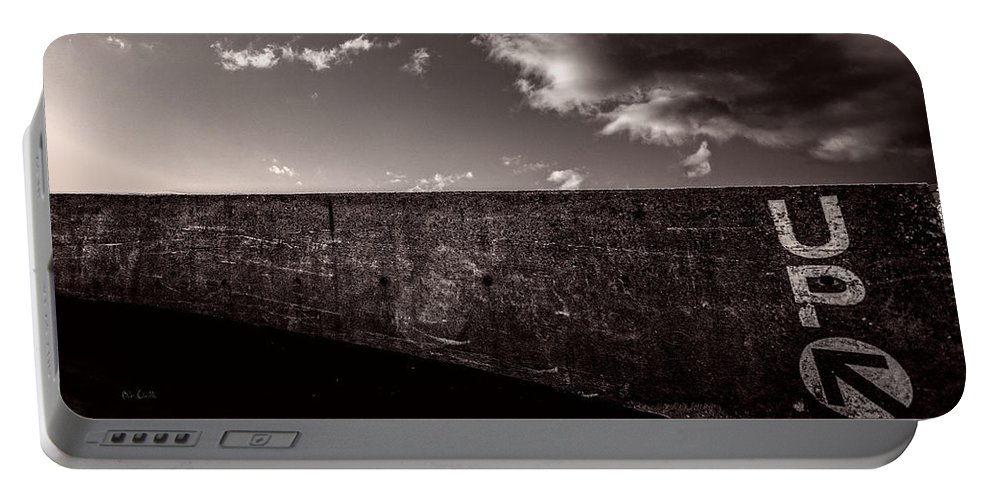 Landscape Portable Battery Charger featuring the photograph Up One by Bob Orsillo