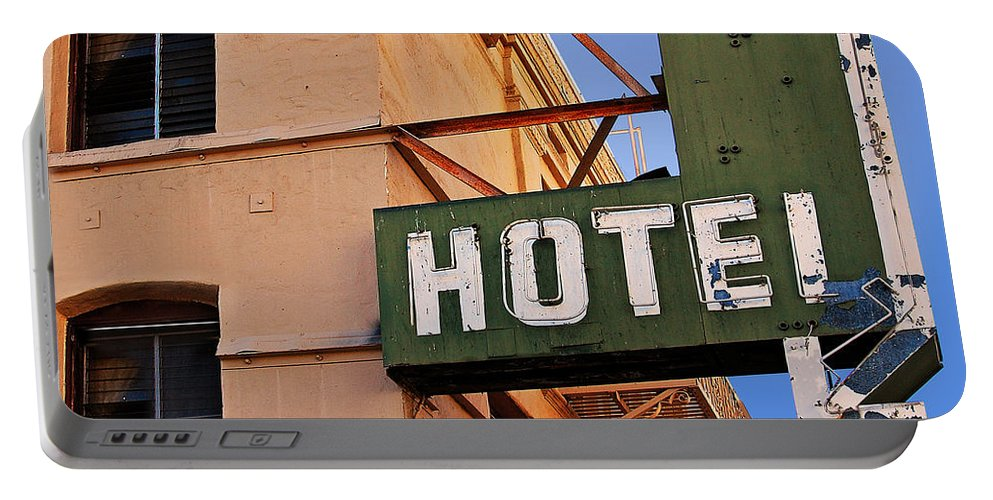 Eua Portable Battery Charger featuring the photograph Urban Decay In Hollywood by Carlos Alkmin