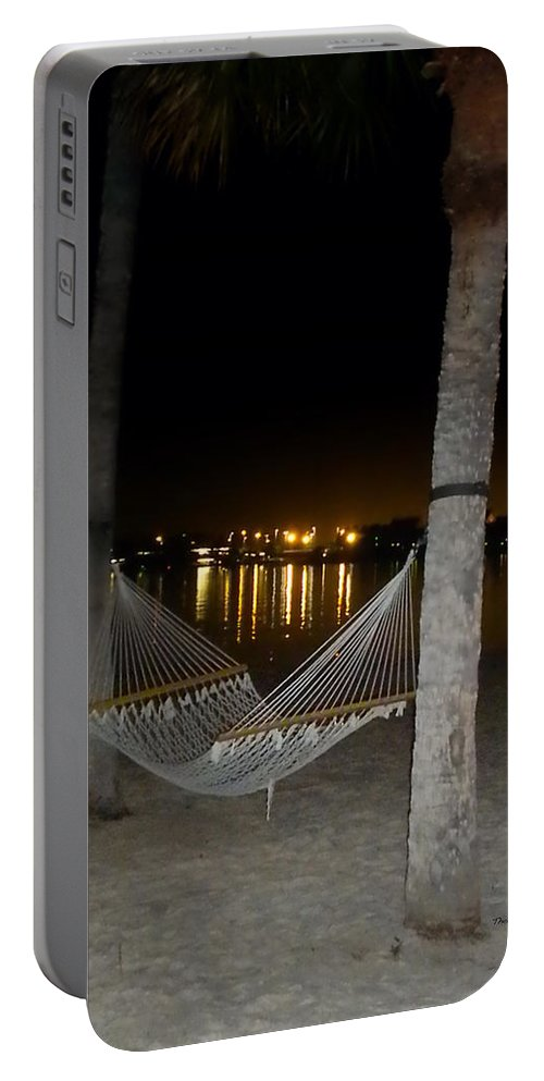 Hammock Portable Battery Charger featuring the photograph Waiting For You by Thomas Woolworth