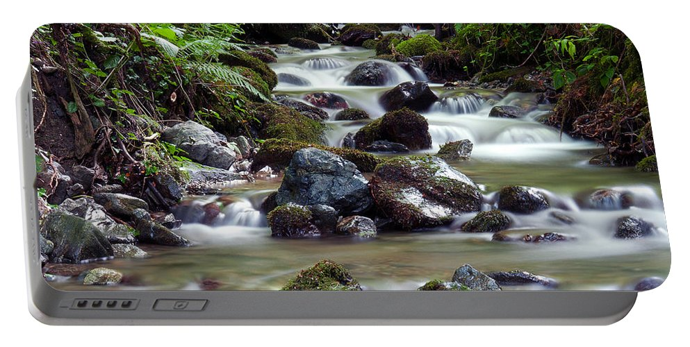 Autumn Portable Battery Charger featuring the photograph Water by Ivan Slosar