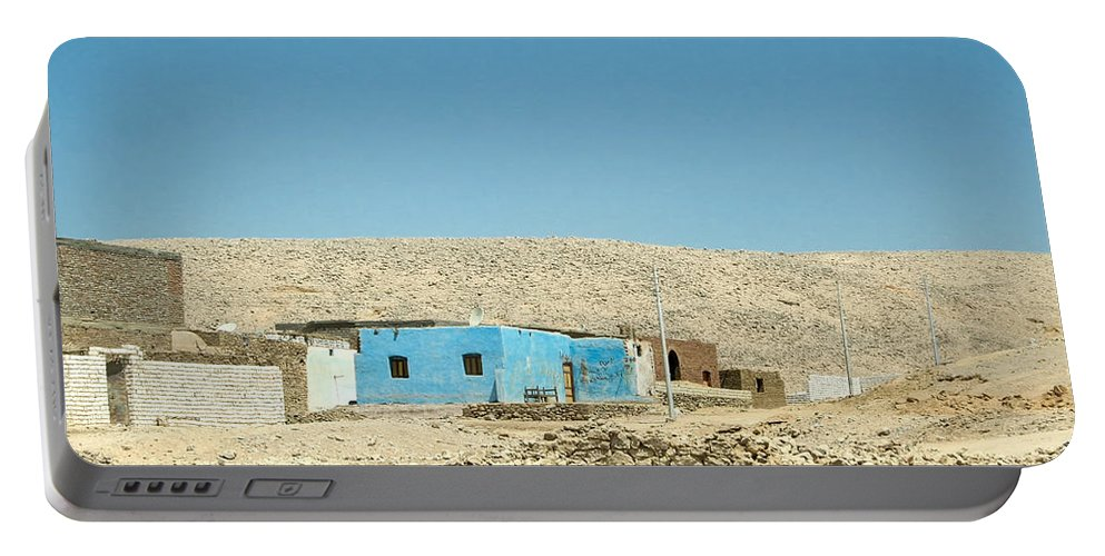 Egypt Portable Battery Charger featuring the photograph Way Back Home.. by A Rey