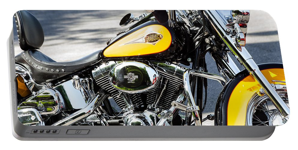 Cap Portable Battery Charger featuring the photograph Where Do You Hang A Harley Cap by Ed Gleichman