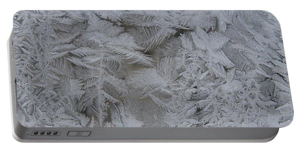 Winter Portable Battery Charger featuring the photograph Winter Wonderland Series #01 by Ausra Huntington nee Paulauskaite