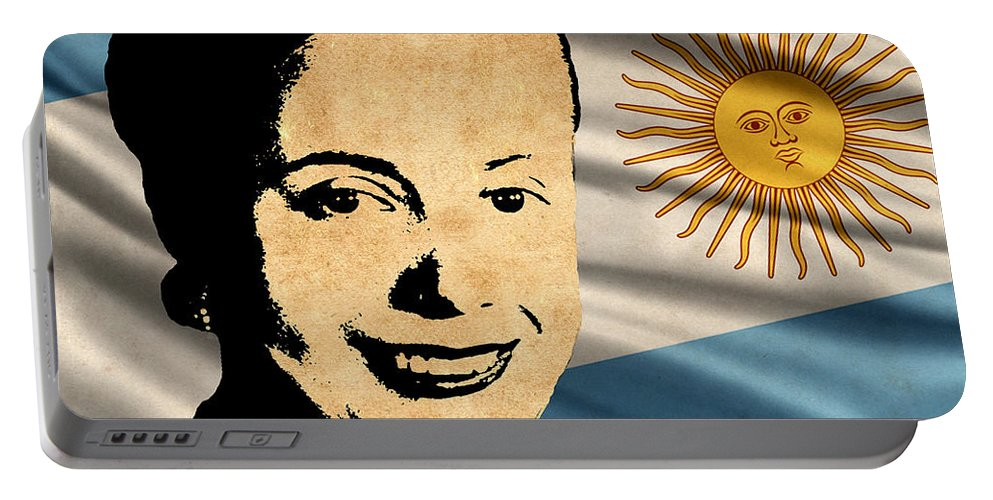 Argentina Portable Battery Charger featuring the photograph World Leaders 15 by Andrew Fare