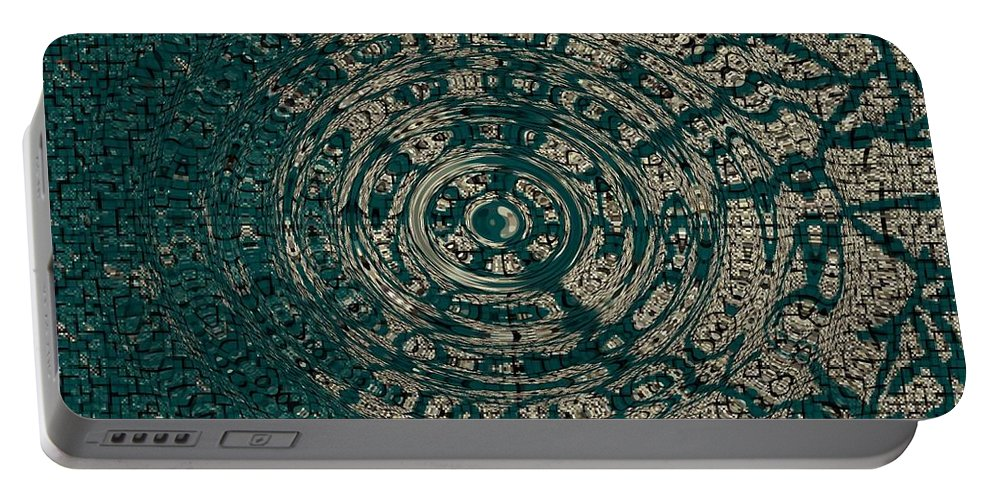 Woven Portable Battery Charger featuring the photograph Woven Dreams by Joseph Baril