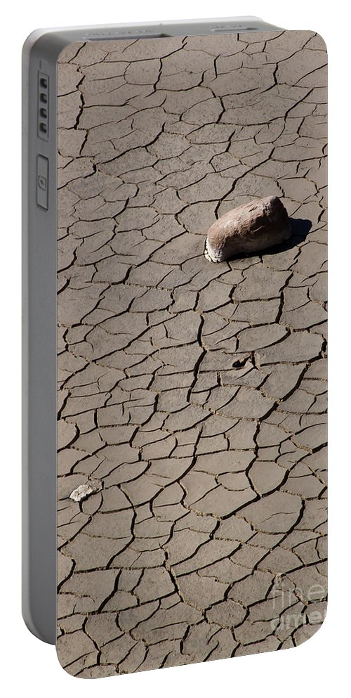 Mud Portable Battery Charger featuring the photograph Yellowstone Mud And Rock  #1750 by J L Woody Wooden