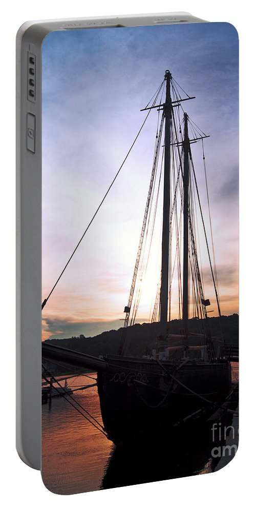 Tall Portable Battery Charger featuring the photograph Zenith by Joe Geraci