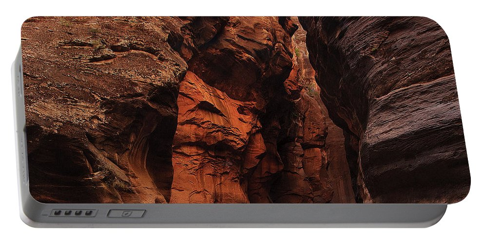 America Portable Battery Charger featuring the photograph Zions 30 by Ingrid Smith-Johnsen