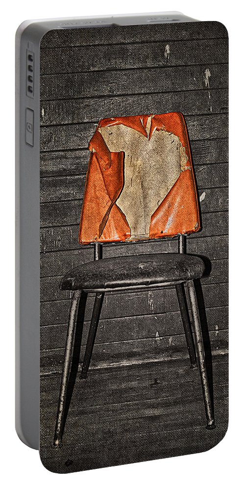 Jerry Cordeiro Portable Battery Charger featuring the photograph Waiting For Love by The Artist Project
