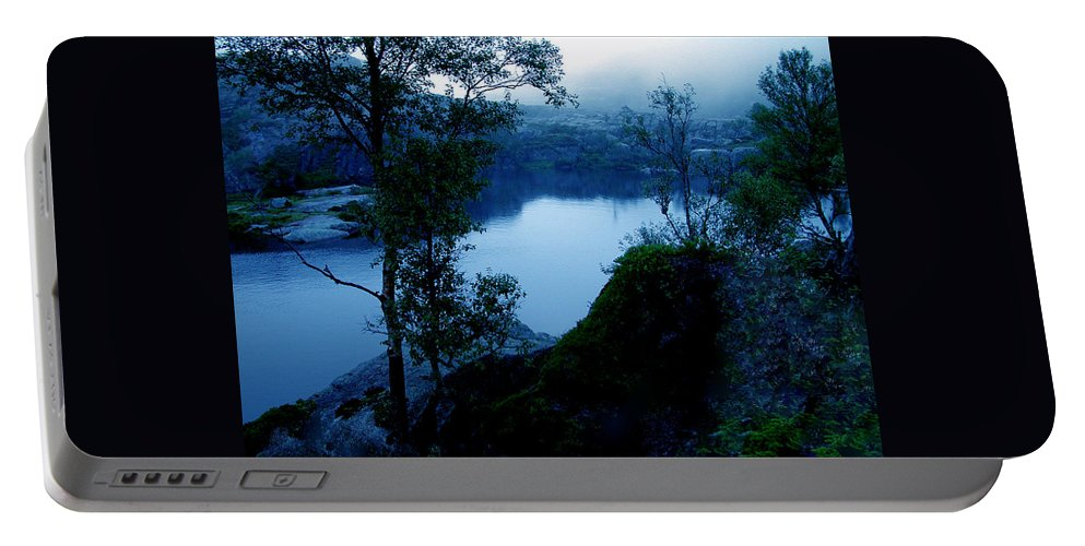 Colette Portable Battery Charger featuring the photograph Wild Nature In Norway by Colette V Hera Guggenheim