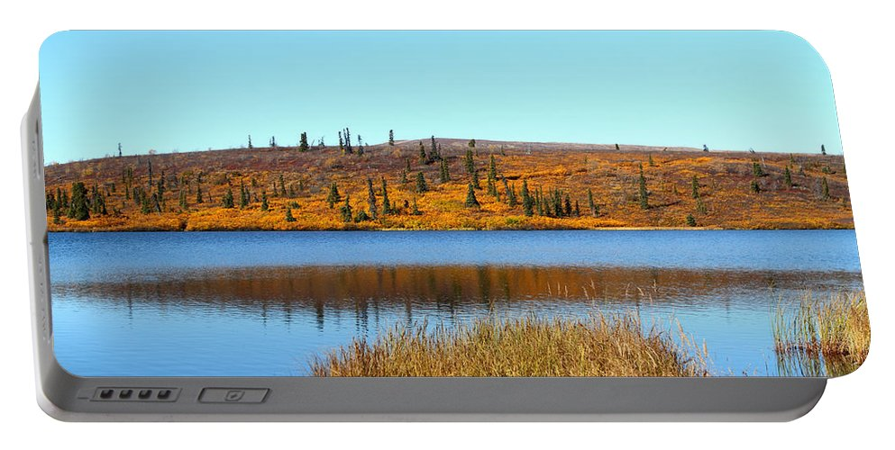 Doug Lloyd Portable Battery Charger featuring the photograph Fall Colors by Doug Lloyd