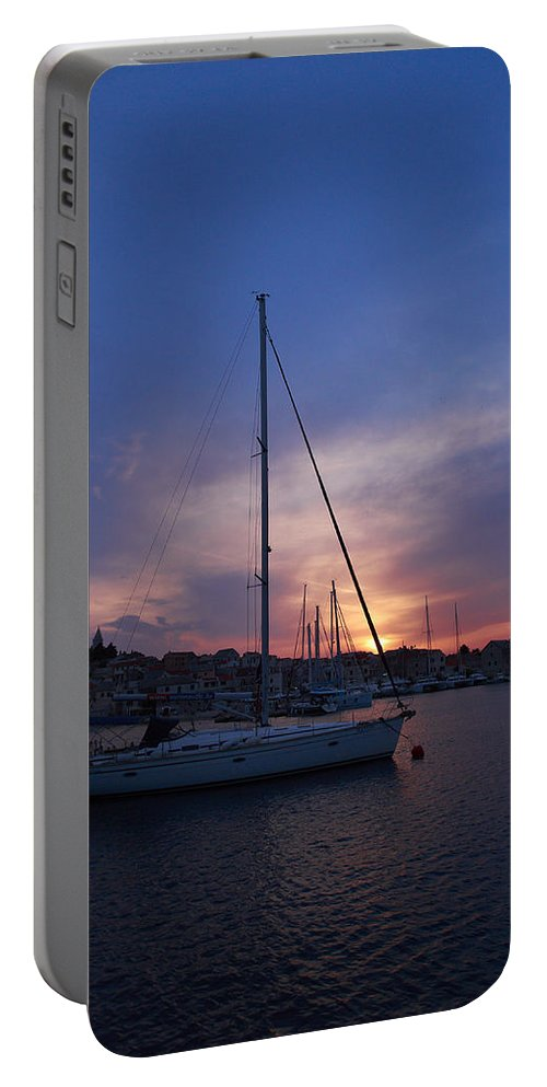 2012 Portable Battery Charger featuring the photograph Primosten by Jouko Lehto