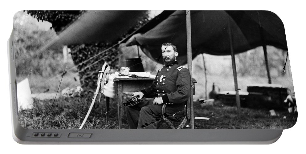 1860s Portable Battery Charger featuring the photograph Philip Henry Sheridan by Granger