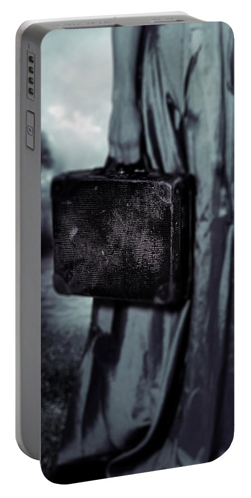 Female Portable Battery Charger featuring the photograph Suitcase by Joana Kruse