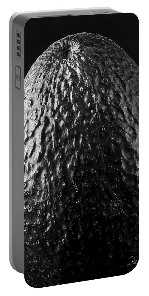Photography Portable Battery Charger featuring the photograph Alien Egg by Frederic A Reinecke
