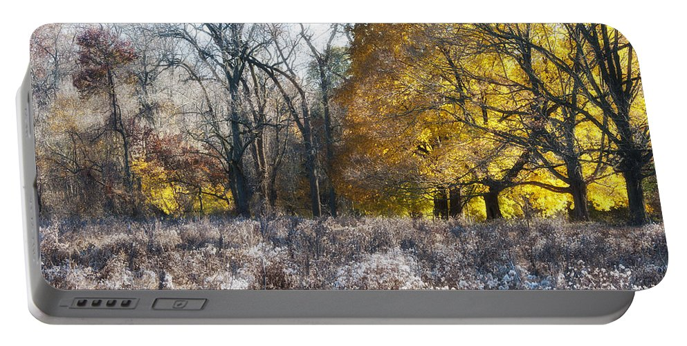 Autumn Portable Battery Charger featuring the photograph Autumn Glory by Bill Cannon