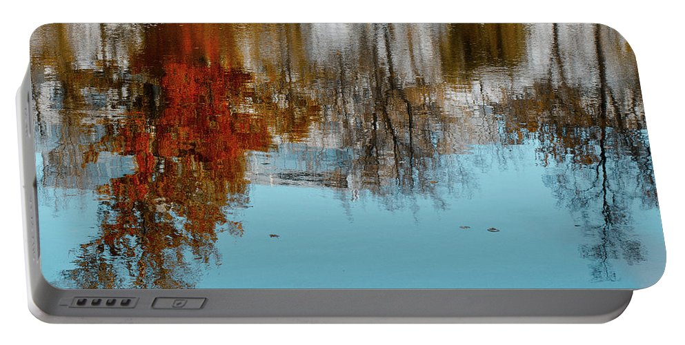 Autumn Portable Battery Charger featuring the photograph Autumn by Michael Goyberg