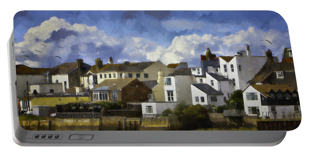 Shoreham Portable Battery Charger featuring the photograph Back To Shoreham by Chris Lord