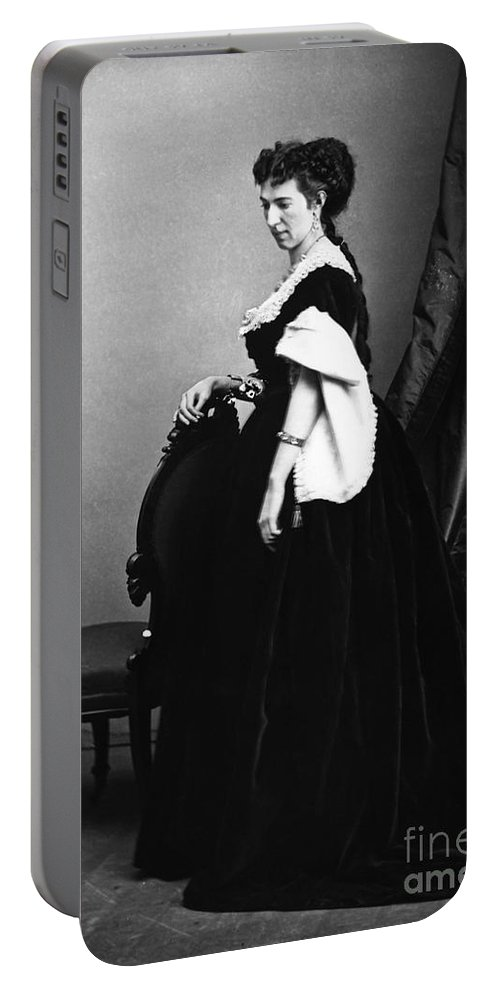 1860s Portable Battery Charger featuring the photograph Belle Boyd (1844-1900) by Granger