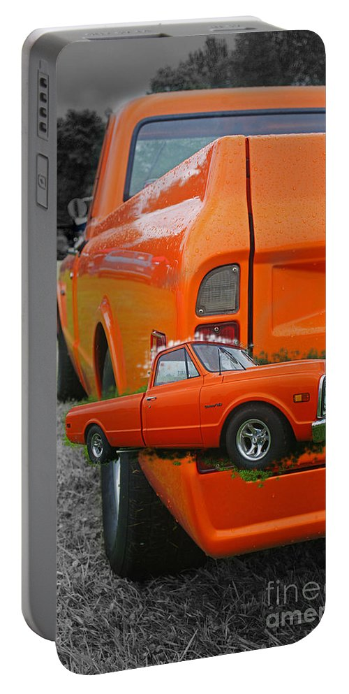 Trucks Portable Battery Charger featuring the photograph Cadp250a-12 by Randy Harris