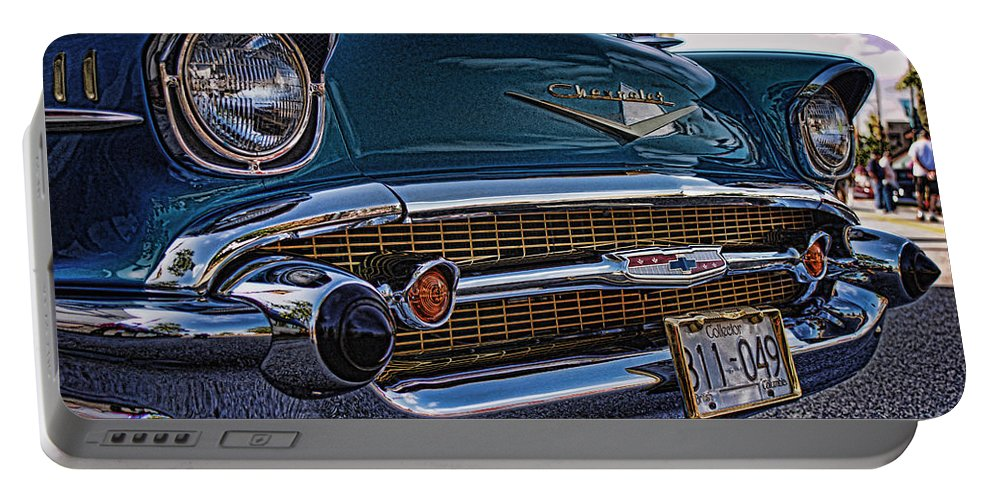 Cars Portable Battery Charger featuring the photograph Cadp6425-11 by Randy Harris