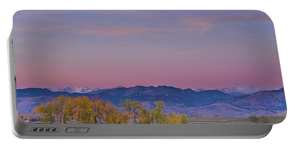 Horses Portable Battery Charger featuring the photograph Country Morning by James BO Insogna
