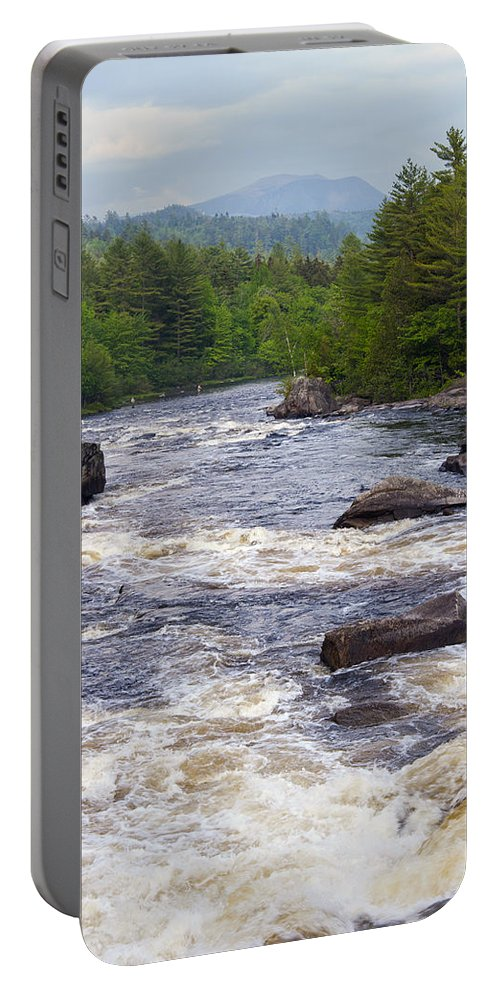 Crib Works Portable Battery Charger featuring the photograph Cribworks 3 by Glenn Gordon