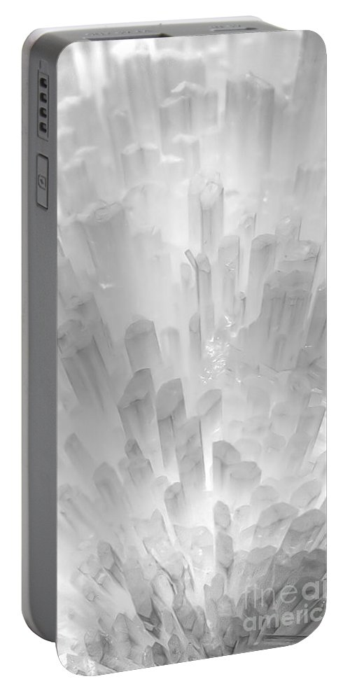Adrian Laroque Portable Battery Charger featuring the photograph Crystal City by LR Photography