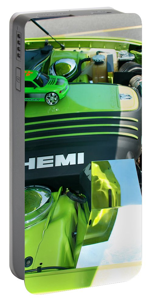 Dodge Charger Hemi 11 Portable Battery Charger For Sale By Mark