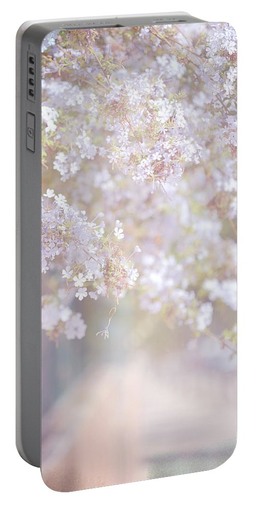 Jenny Rainbow Fine Art Photography Portable Battery Charger featuring the photograph Dreaming Of Spring by Jenny Rainbow