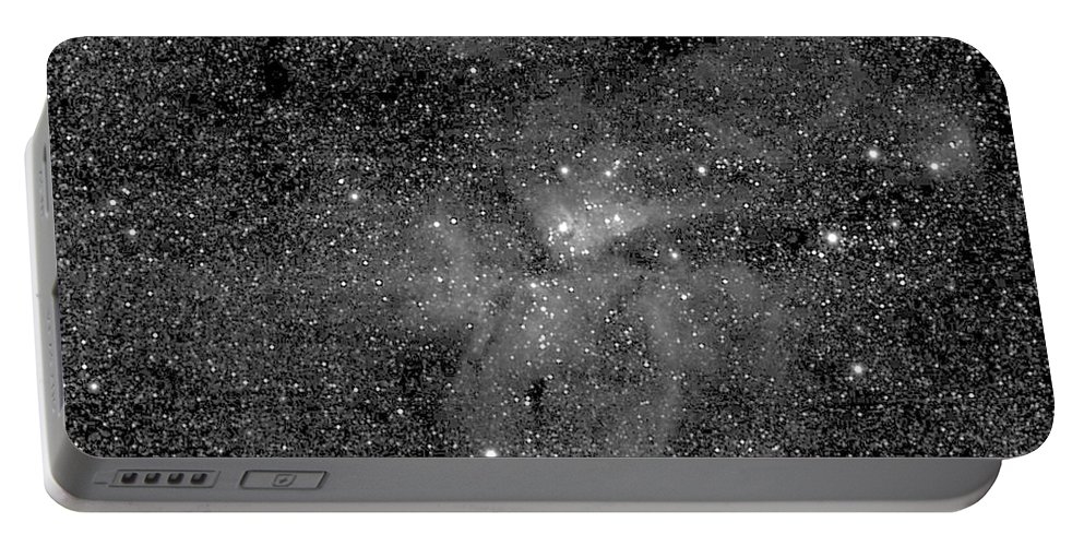 14th May 2005 Portable Battery Charger featuring the photograph Eta Carinae Nebula, Cassini Image by NASA/JPL/Space Science Institute