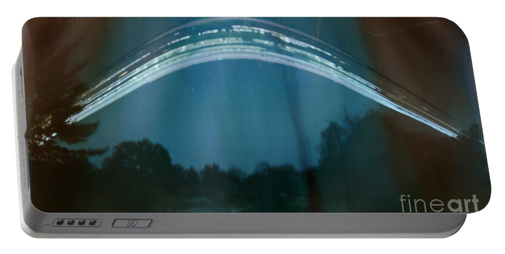 Pinhole Portable Battery Charger featuring the photograph Four Weeks Of The Sun Moving by Ted Kinsman
