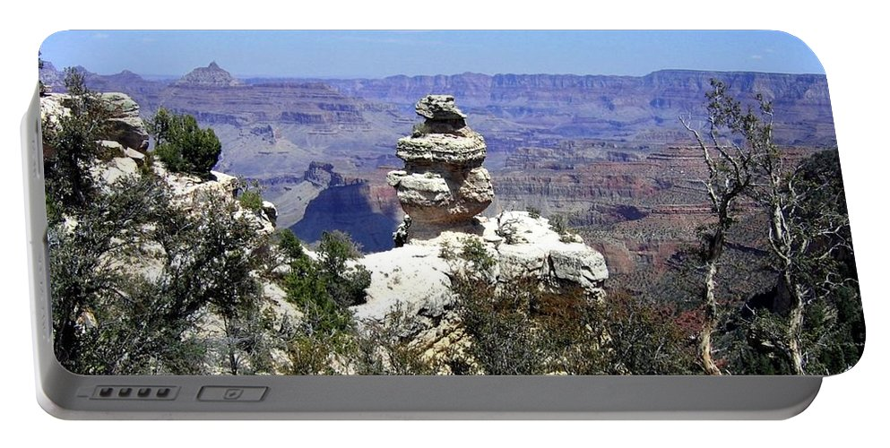 Grand Canyon Portable Battery Charger featuring the photograph Grand Canyon 33 by Will Borden