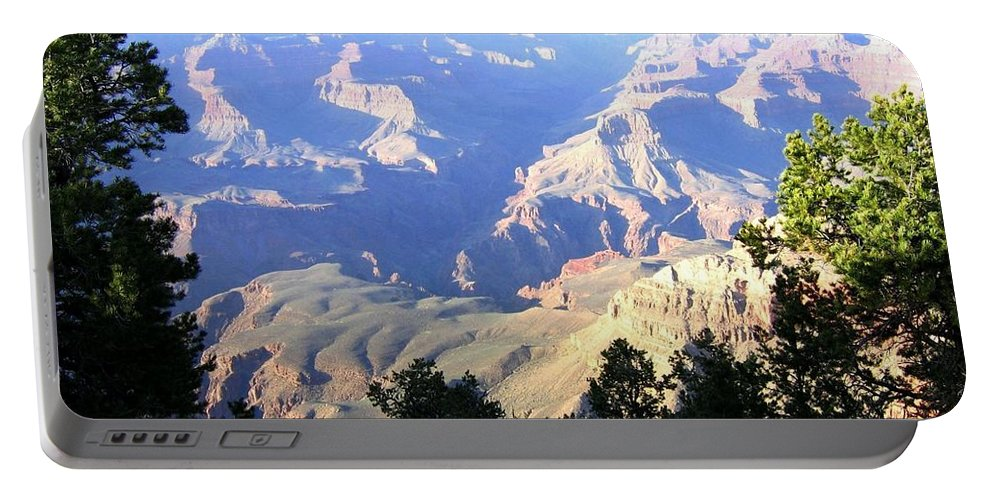Grand Canyon Portable Battery Charger featuring the photograph Grand Canyon 56 by Will Borden