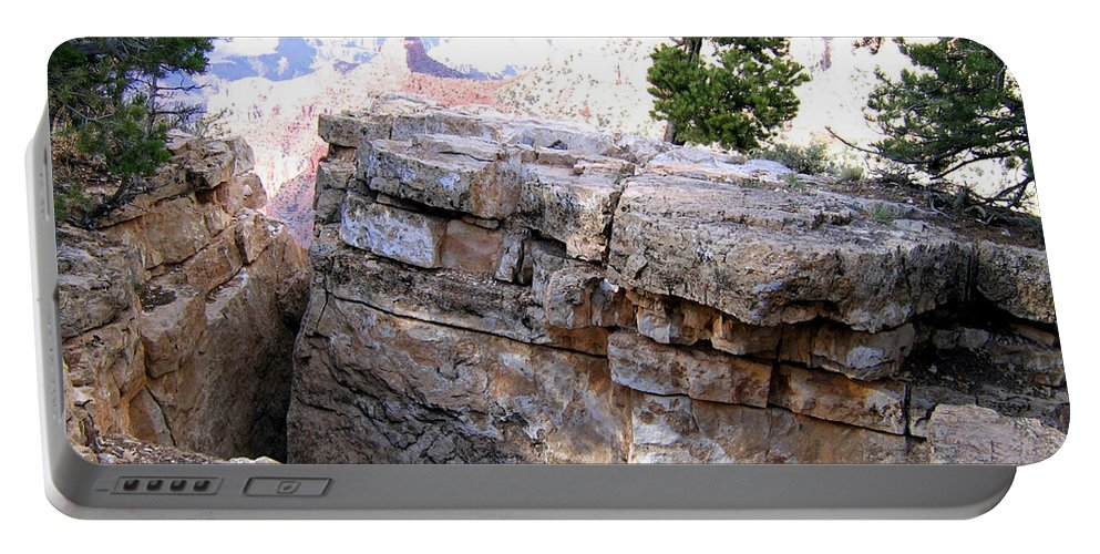 Grand Canyon Portable Battery Charger featuring the photograph Grand Canyon 57 by Will Borden