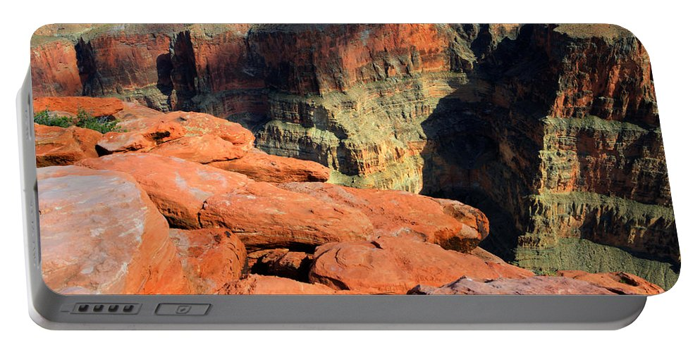 Grand Canyon Portable Battery Charger featuring the photograph Grand Canyon North Rim by Bob Christopher