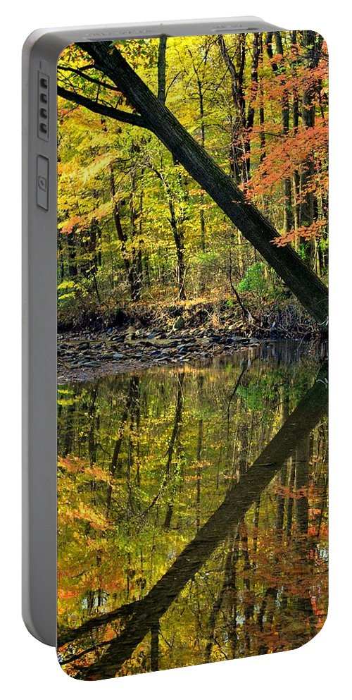 Landscape Portable Battery Charger featuring the photograph Greater Than by Frozen in Time Fine Art Photography