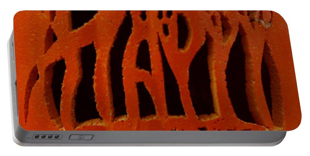Usa Portable Battery Charger featuring the photograph Halloween by LeeAnn McLaneGoetz McLaneGoetzStudioLLCcom