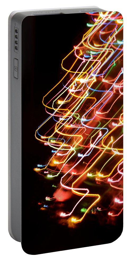 Christmas Portable Battery Charger featuring the photograph Ho Ho Ho by Bill Cannon