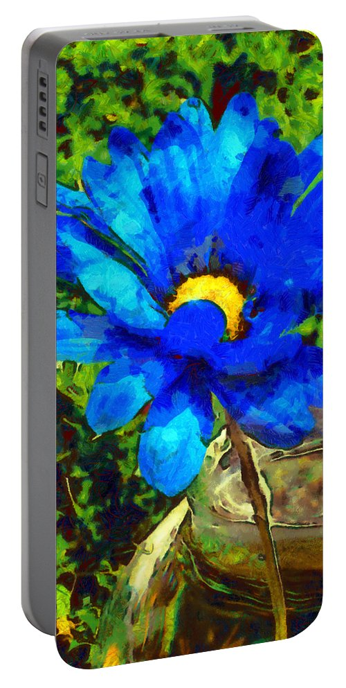 Daisy Portable Battery Charger featuring the photograph In The Light Revisited by Angelina Vick